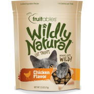 Fruitables Cat Wildly Natural Treats Free Range Chicken 71 g