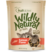 Fruitables Cat Wildly Natural Treats Salmon 71 g