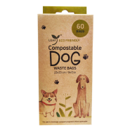 Leaf Compostable Dog Waste Bags 60 Unscented Bags