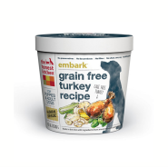 HK GF Embark Dog Turkey Single Serve Cup 8/3 oz