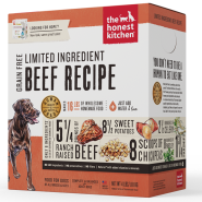 HK LID Hope Dog Beef & Chickpea Grain Free 4 lb