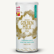 HK Instant Golden Milk Organic Coconut Milk Honey&Spice 5 oz