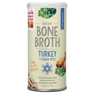 HK Bone Broth Turkey with Ginger 5 oz