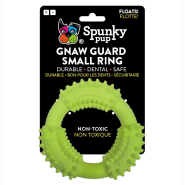 Spunky Pup Gnaw Guard Ring SM