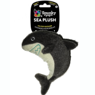 Spunky Pup Sea Plush Shark SM