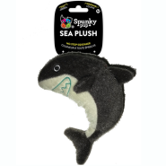 Spunky Pup Sea Plush Shark MED