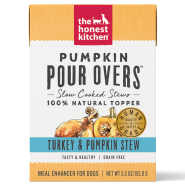 HK Dog GF Pour Overs Turkey & Pumpkin Stew 12/5.5 oz