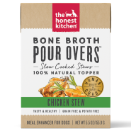 HK Dog GF Pour Overs Bone Broth Chicken Stew 12/5.5 oz