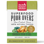 HK Dog GF Pour Overs Superfood Chicken Stew 12/5.5 oz