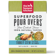 HK Dog GF Pour Overs Superfood Turkey Stew 12/5.5 oz