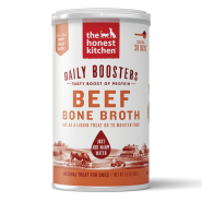 HK Daily Boosts Instant Beef Bone Broth w/ Turmeric 3.6 oz