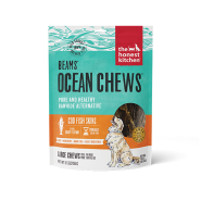 HK Dog Beams Ocean Chews Cod Fish Skins LG 5.5 oz