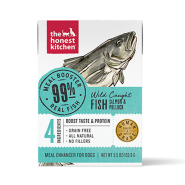 HK Dog GF Meal Booster 99% Wild Salmon & Pollock 12/5.5 oz