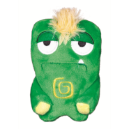 Spunky Pup Alien Flex Plush Toy Mini Gro