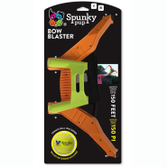 Spunky Pup Bow Blaster Dog Toy