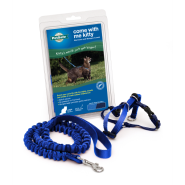 Petsafe Come with Me Kitty Harness & Bungee Leash Large Roya
