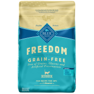 Blue Freedom GF Cat Indoor Adult Fish 11 lb