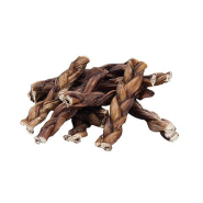 "Rollover 6.5"" - 7.5"" Braided Beef Chews 35 ct"