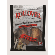 Rollover Meaty Beef Bone Small 3 pk