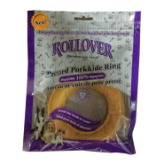 "Rollover 5"" Pressed Porkhide Ring 1 pk"