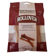 Rollover Beef Chompers 10 pk