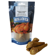 Rollover Holiday California Wraps Turkey & Cranberry 3 pk