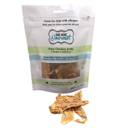 Rollover Dog Gone Gourmet GF Pure Chicken Jerky 120 g