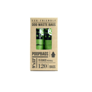 Original PoopBags ECO-ECO Roll 8/120 ct