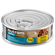 Nutram Total Cat T24 Grain Free Trout & Salmon 24/156 gm