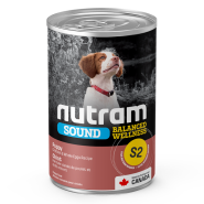 Nutram Sound Dog S2 Balanced Wellness Puppy 12/369 gm