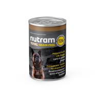 Nutram Total Dog T26 Grain-Free Lamb & Lentils 12/369 gm