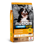 Nutram 3.0 Sound Dog S3 Large Breed Puppy 11.4 kg