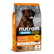 Nutram 3.0 Sound Dog S8 Large Breed Adult 11.4 kg
