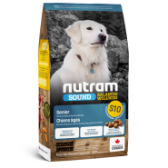 Nutram 3.0 Sound Dog S10 Senior 2 kg