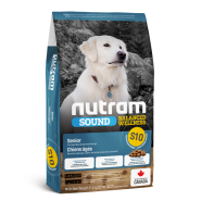 Nutram 3.0 Sound Dog S10 Senior 11.4 kg
