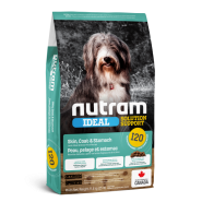 Nutram 3.0 Ideal Dog I20 Skin Coat & Stomach 11.4 kg