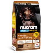 Nutram 3.0 Total GF Dog T27 SM Breed Chicken & Turkey 2 kg