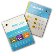 Nutram Number Chart Cat