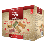 Treat Time Medium Assorted Biscuit 7 lb