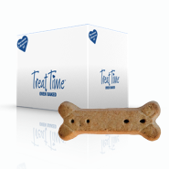 Treat Time Dog Jumbo Golden Biscuits 20 lb