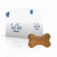 Treat Time Dog Puppy Golden Biscuits 20 lb