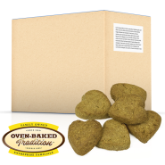 Oven-Baked Tradition Dog GF Baked Cheese Biscuits 20 lb