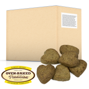Oven-Baked Tradition Dog GF Baked Salmon Biscuits 20 lb