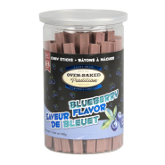 Oven-Baked Tradition Dog Chew Sticks Blueberry 500 g