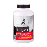 Nutri-Vet Hip & Joint Chewables Regular Strength 75 ct