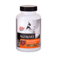 Nutri-Vet Shed-Defense Max For Dogs Liver Chewables 60 ct