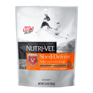 Nutri-Vet Shed-Defense Soft Chews For Dogs 5.3 oz