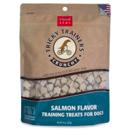 Cloud Star Tricky Trainers Crunchy Salmon Treat 8 oz