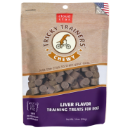 Cloud Star Tricky Trainers Chewy Treat Liver 14 oz