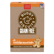 Buddy Biscuits GF Oven Baked Crunchy Peanut butter 14 oz